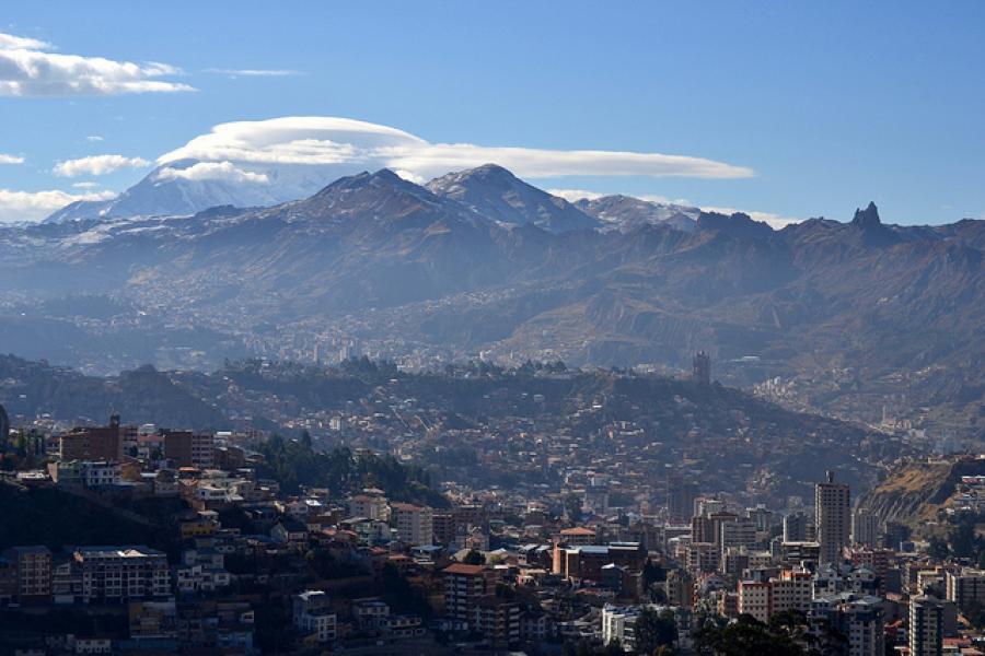 The Mole Diaries: La Paz (Volume 2)