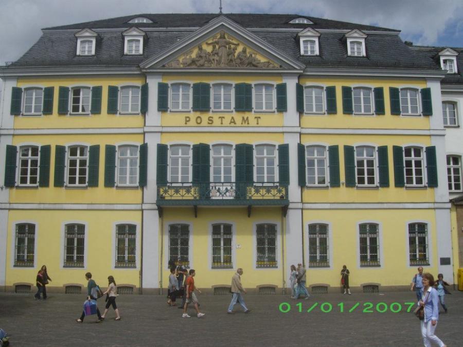 Life in Bonn: Fahrräder und Fliegenpilze