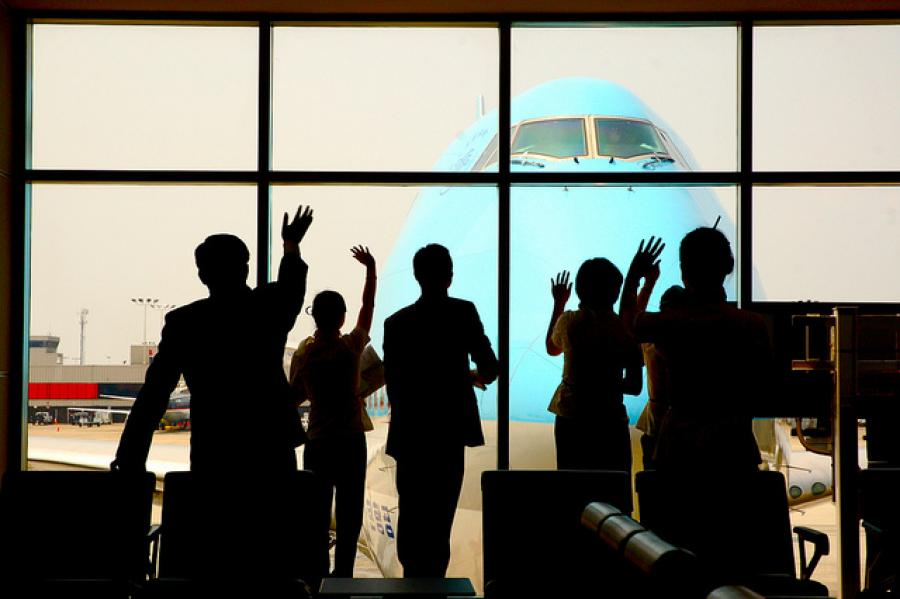 The 7 best things about air travel (and hanging about for hours in airports)