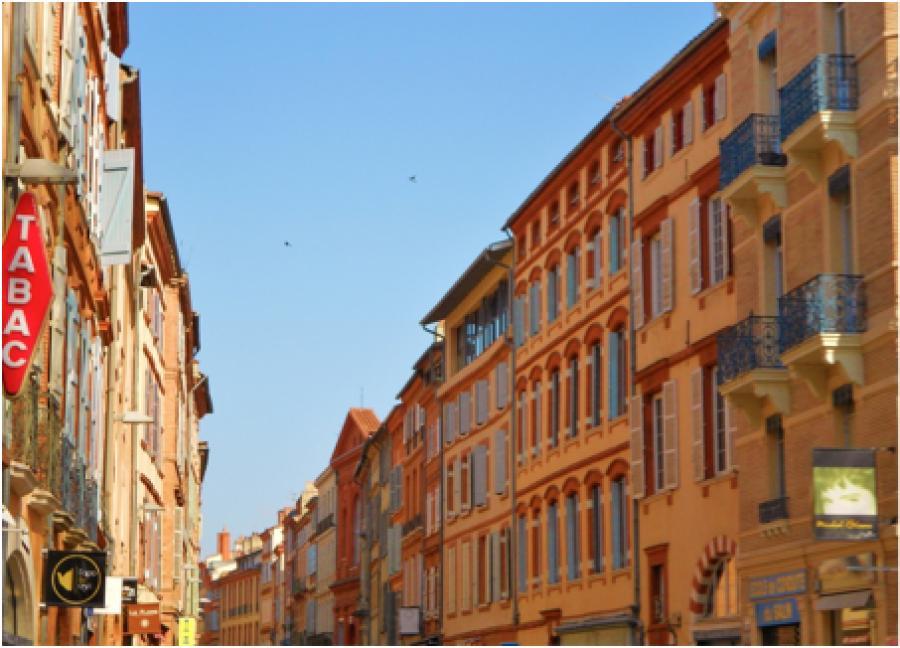5 Photos: My Erasmus semester in Toulouse