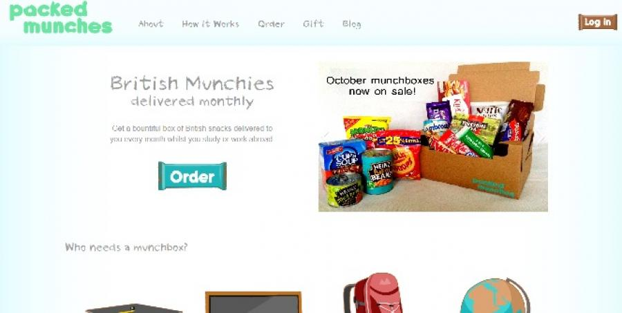 9. Packed Munches goes live!