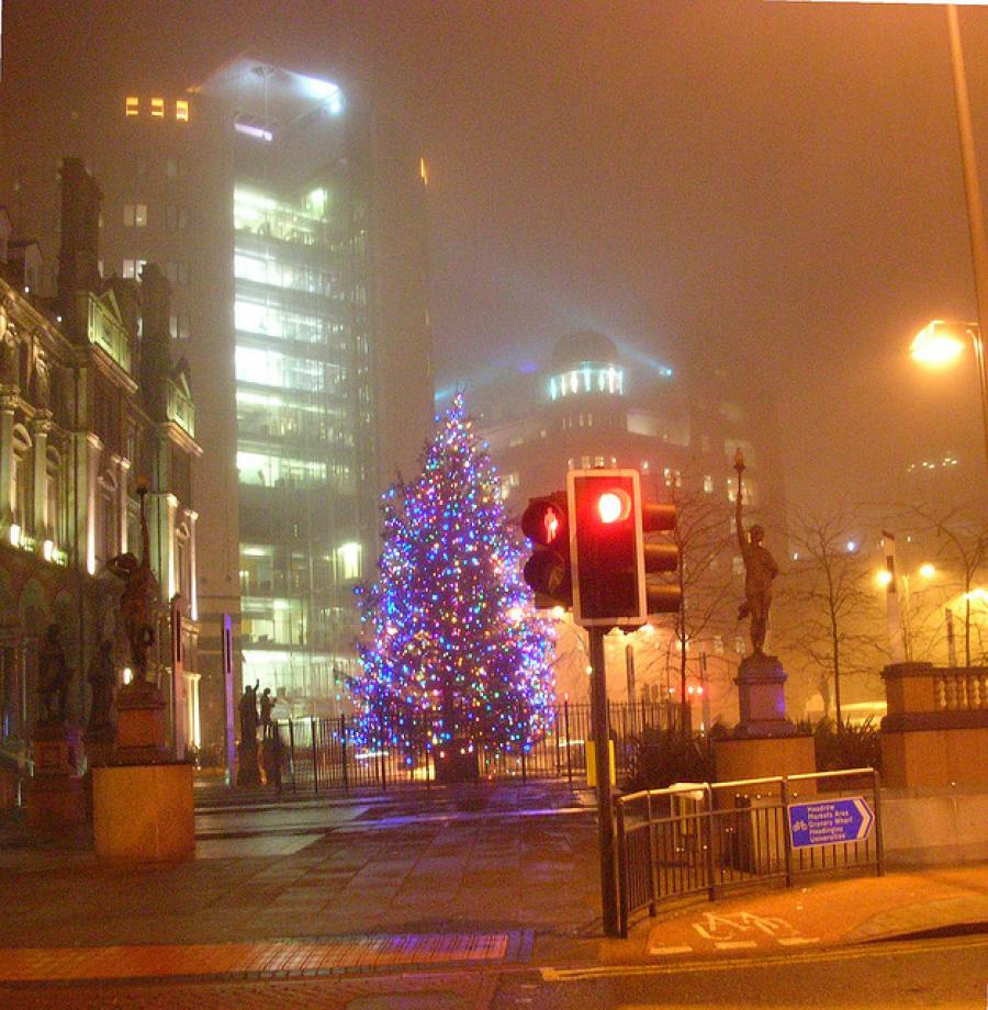 Leeds, 2011: why I don't want to leave