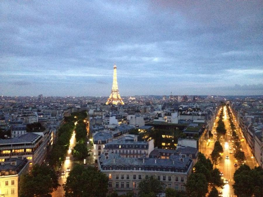 Doing a Year Abroad in Paris? Listen up!