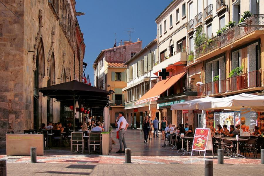 Where to live in Perpignan