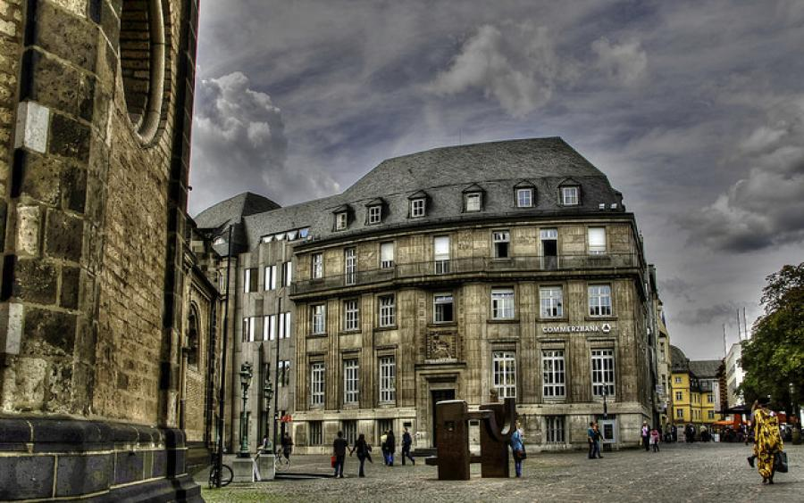 Househunting in Bonn