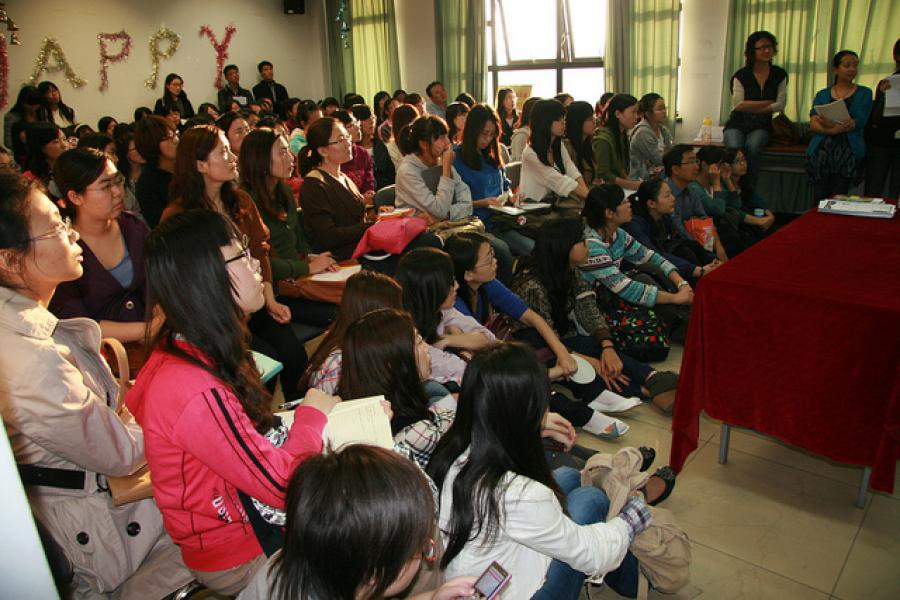 Beijing Language and Culture University: a survival guide