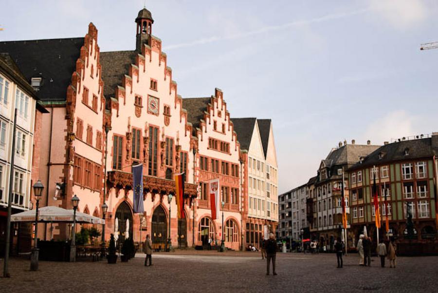 The Mole Diaries: Frankfurt