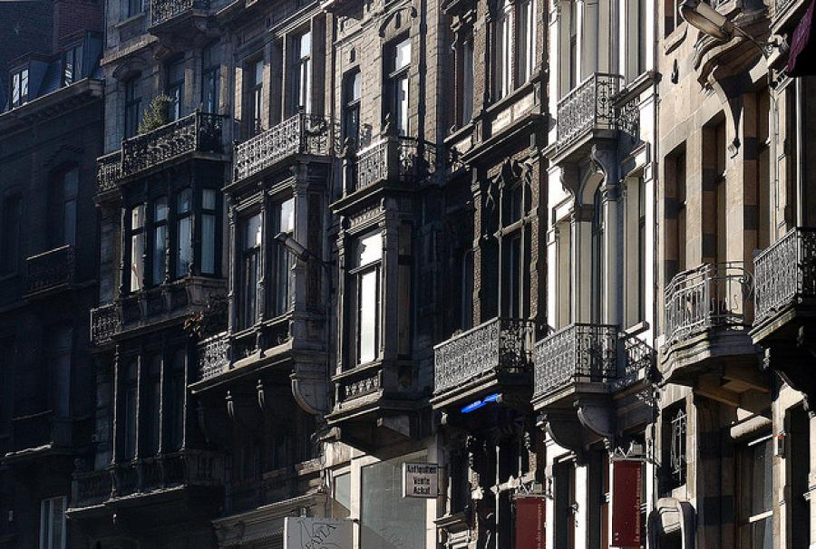 The Mole Diaries: Brussels