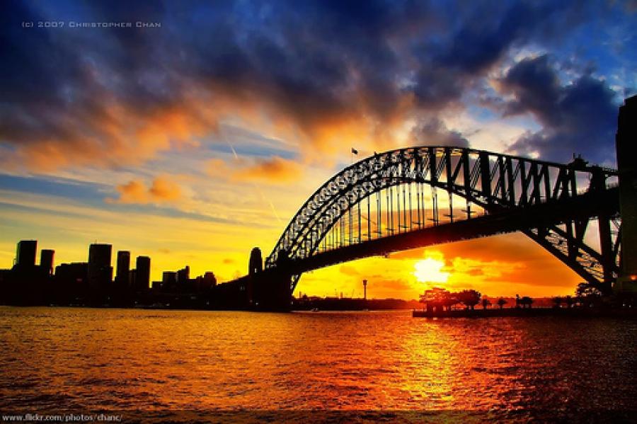 Case Study: Amanda went to university in Sydney