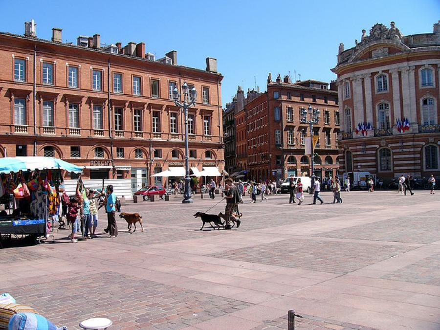 My year abroad in Toulouse