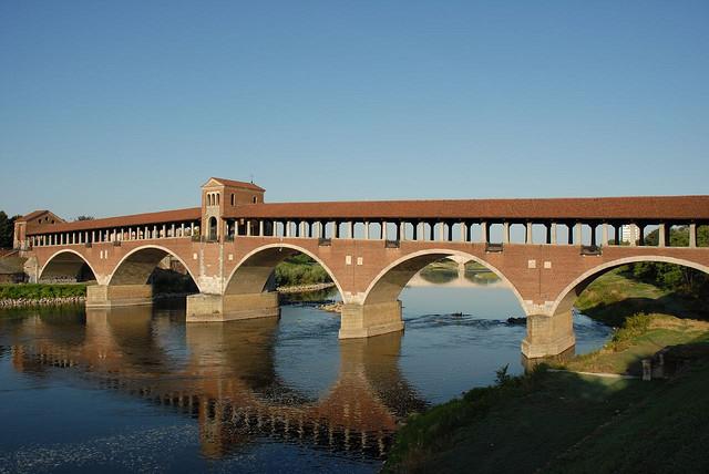 Pavia Bridge