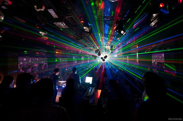 Clubbing NikosKoutoulas