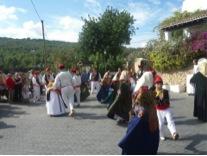 Ibiza local fiesta