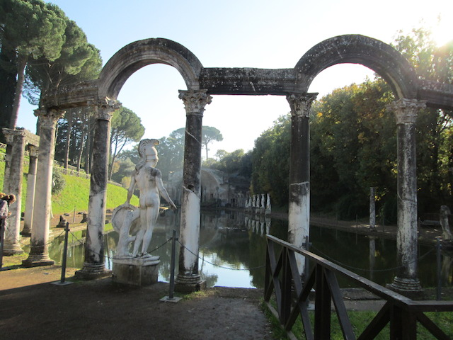 Villa Adrina near Tivoli