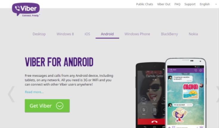 App -Viber