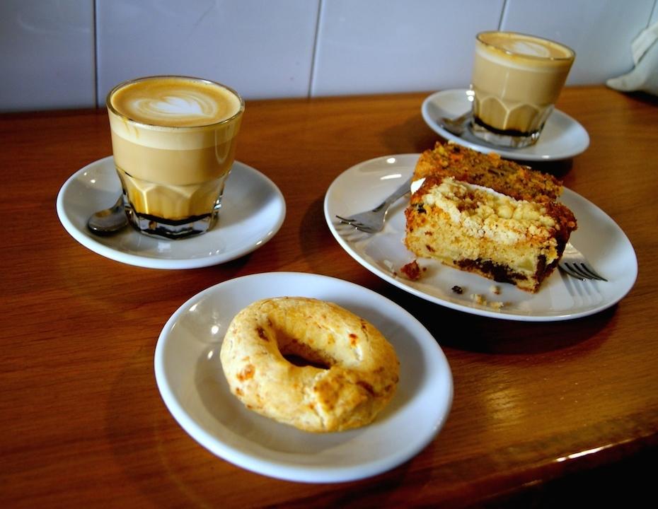 1. TOMA CAFE