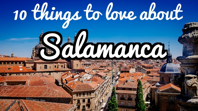 Pinterest Salamanca