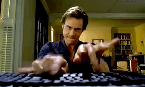 gif typing