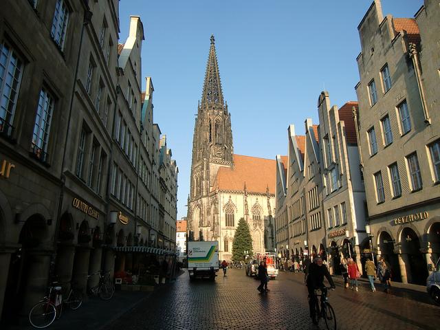Münster bu Gerhard Rieß