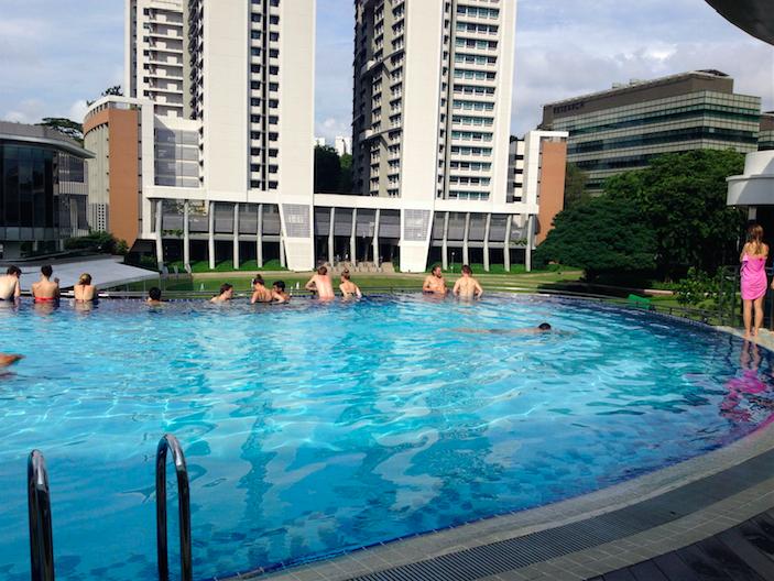 NUS Pool