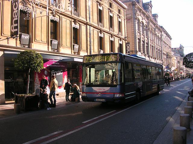 Avignon-bus