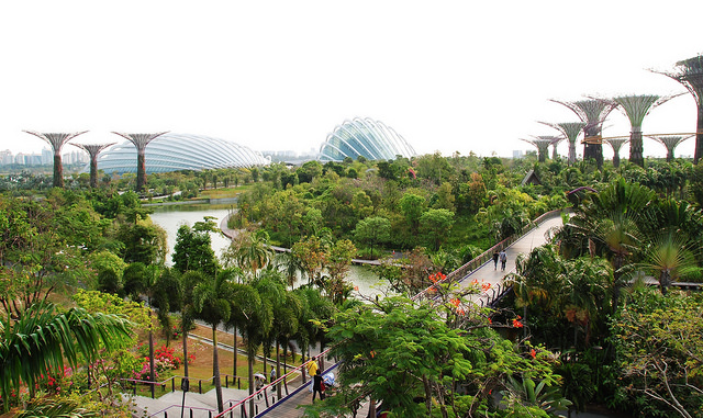 Garden by the Bay by LWYang