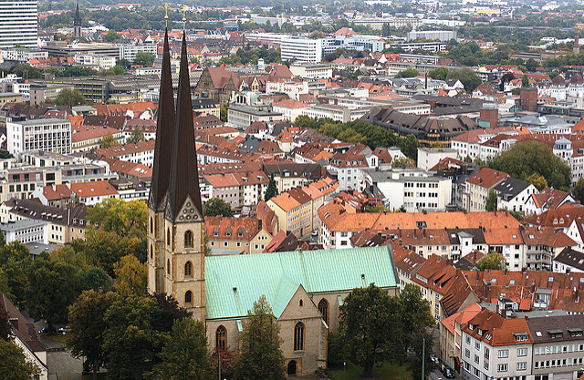 Bielefeld by Michael Pereckas