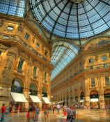 Milan by Andrew Huxtable