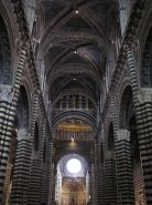 Inside the Duomo di Siena by ho visto nina volare