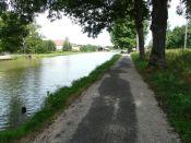 Canal de la Marne by Djizeus