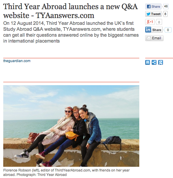 Guardian TYA Answers