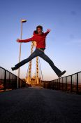 Jumping in Spain by pieter.morlion