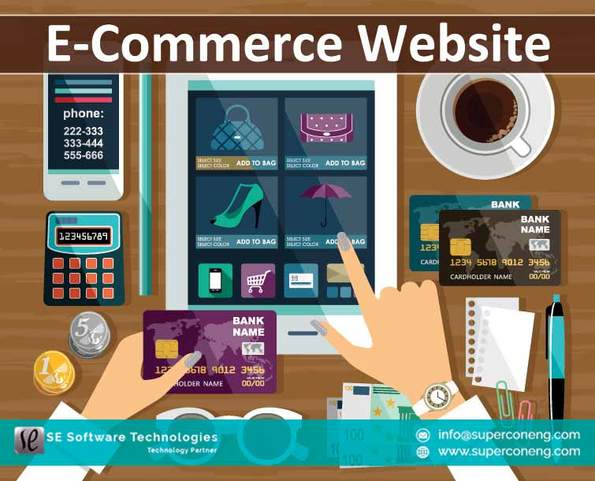 Web Site and E-commerce Development, Web Design