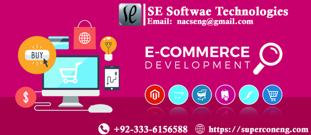 E-commerce Web Design and Management Services