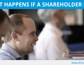 Shareholder's Transfer of Shares on Death