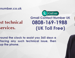 Gmail Help Number UK 0808-169-1988