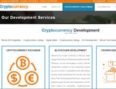 Cryptocurrency Service Provider