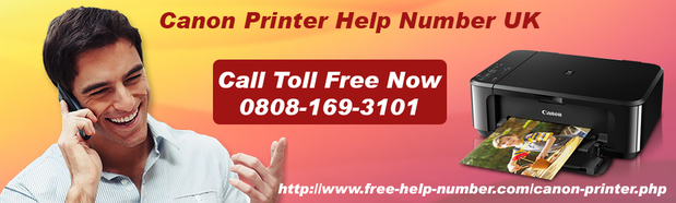 Canon Printer Support Number UK 0808-169-3101