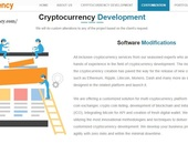 Hire Cryptocurrency Ethereum Token Developer