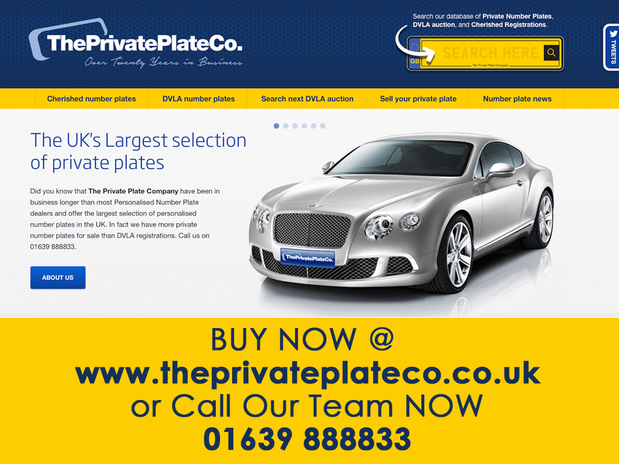 The Private Plate Company