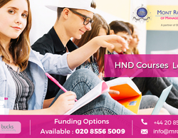 Importance of HND Courses London