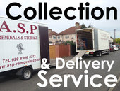 ASP Removals & Storage Ltd