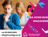 What are the advantages of BA Hons Business Management?