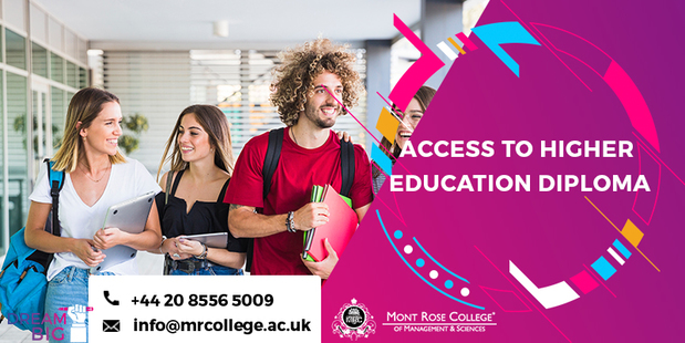 Level 3 access to higher education diploma course in UK