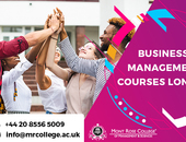 the scope for business management top up degree?