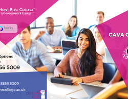 Which college is good for CAVA Course in UK?