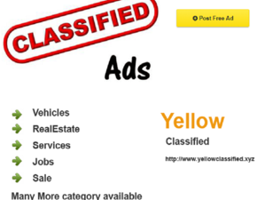 Find the Post free ads online