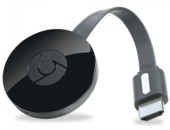 Google Chromecast 2nd Generation Media Streamer