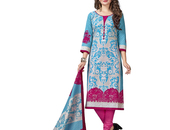 75 % off on Dress material