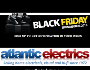 Save Big on Home Appliances - Black Friday Deals 2018